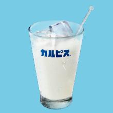 เครื่องดื่มคาลพิสแลคโตะ